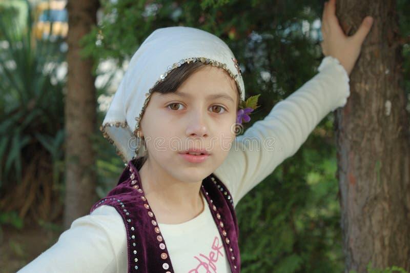 Lazarica Mädchen lizenzfreie stockfotos