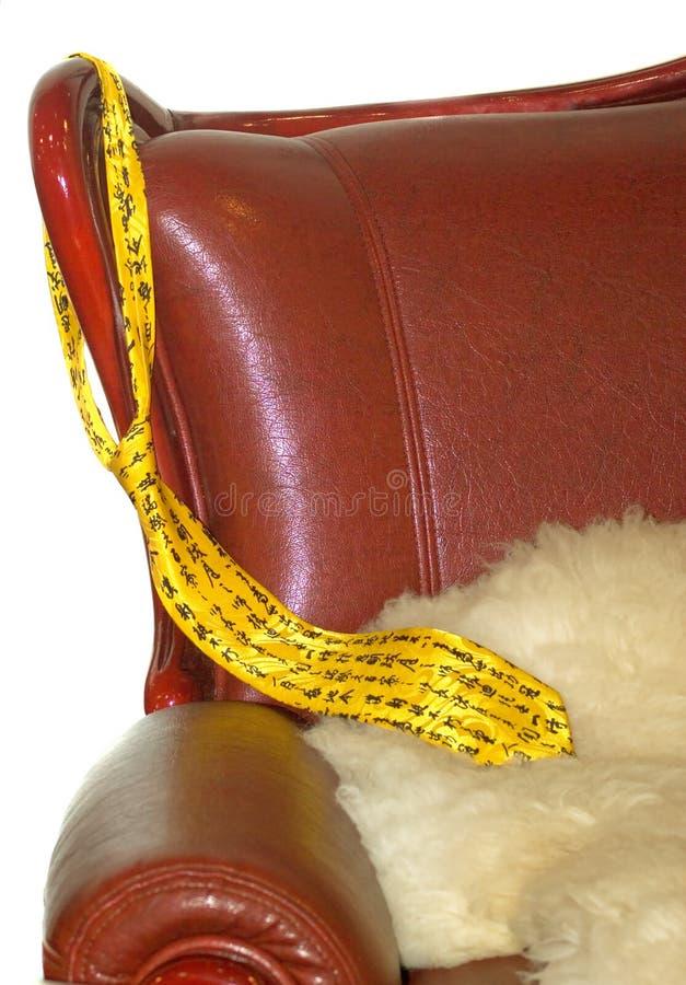 Lazo amarillo foto de archivo libre de regalías
