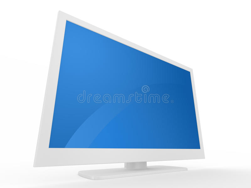 LCD Display Stock Images