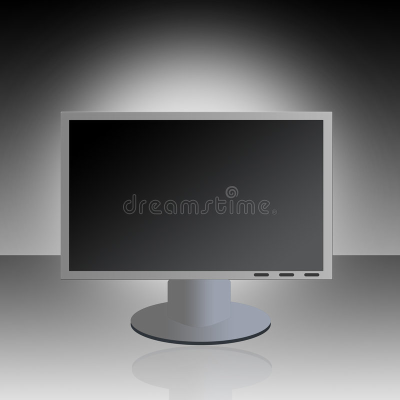 Free LCD Monitor Stock Images - 3023274