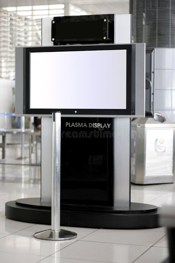 Lcd-Plasma-Fernsehen stockbilder