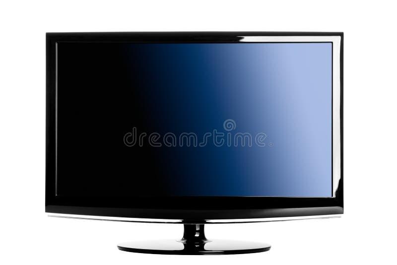 LCD-TV royaltyfri foto
