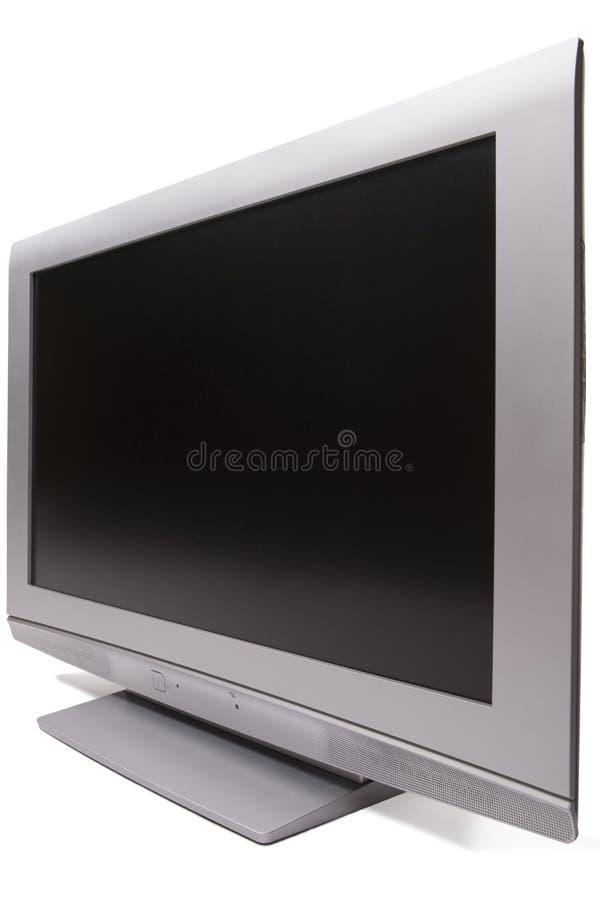 LCD- TV royalty-vrije stock fotografie