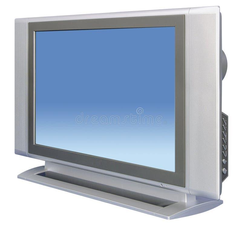 Lcd TV imágenes de archivo libres de regalías