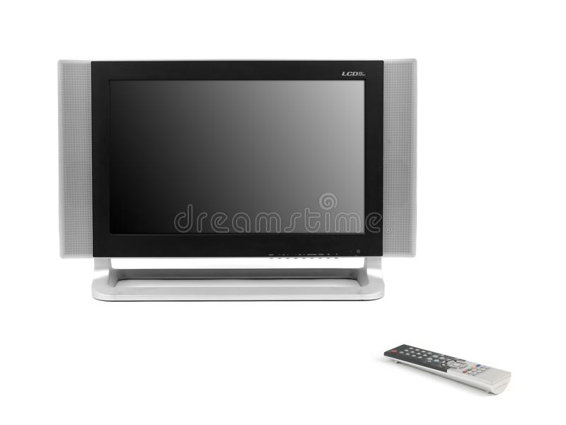 Download LCD TV Monitor stock photo. Image of movie, remote, cinema - 16521502