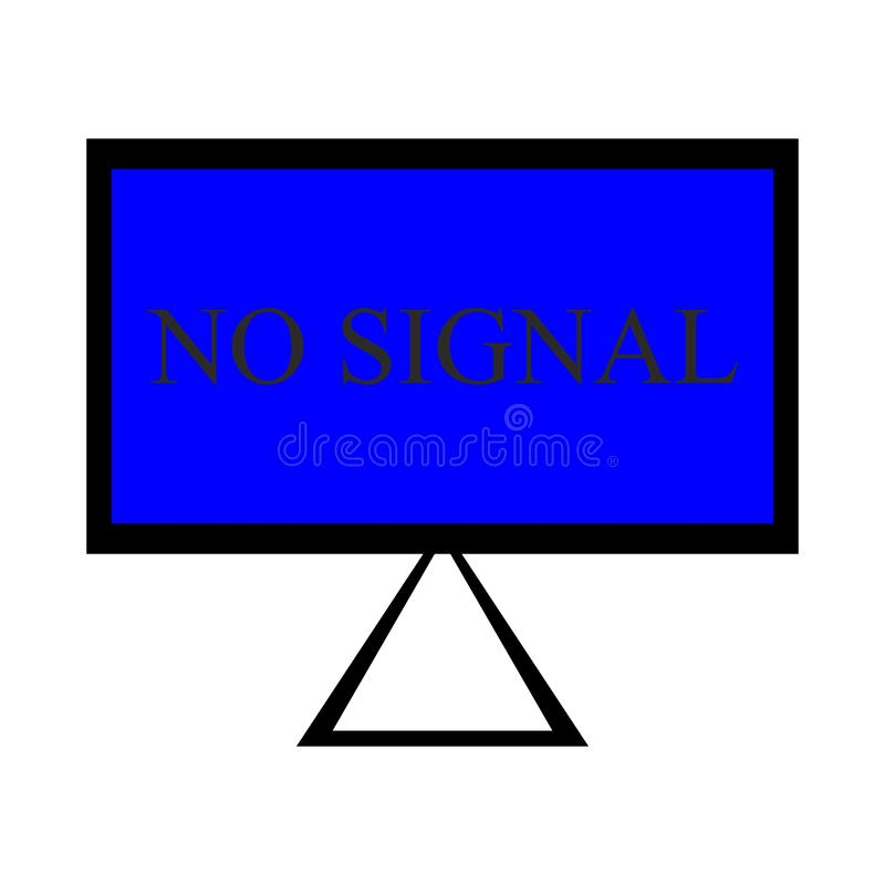 LCD TV screen. A blank white LCD TV screen with a black frame on a white background.Modern LCD Flatscreen Bigscreen HD TV Television on a white background for royalty free illustration