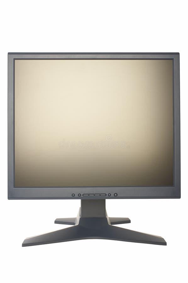 LCD vertoning royalty-vrije stock foto