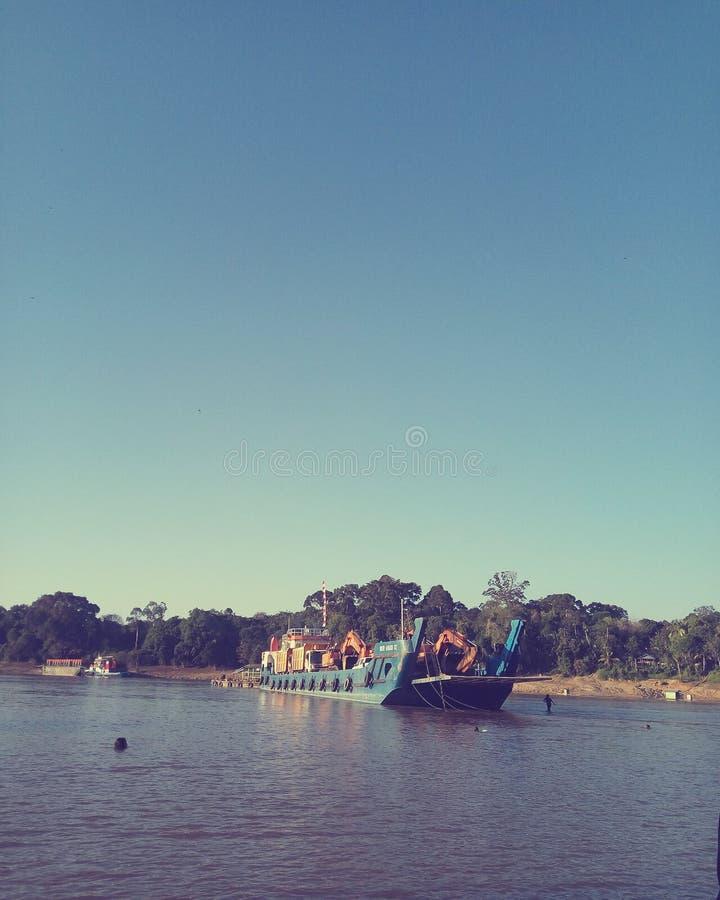 LCT statek: Kandas fotografia stock