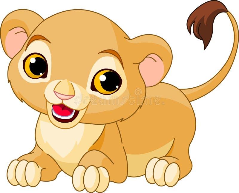 Leão Cub Raring