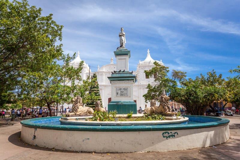 León, Nicaragua fotografía de archivo