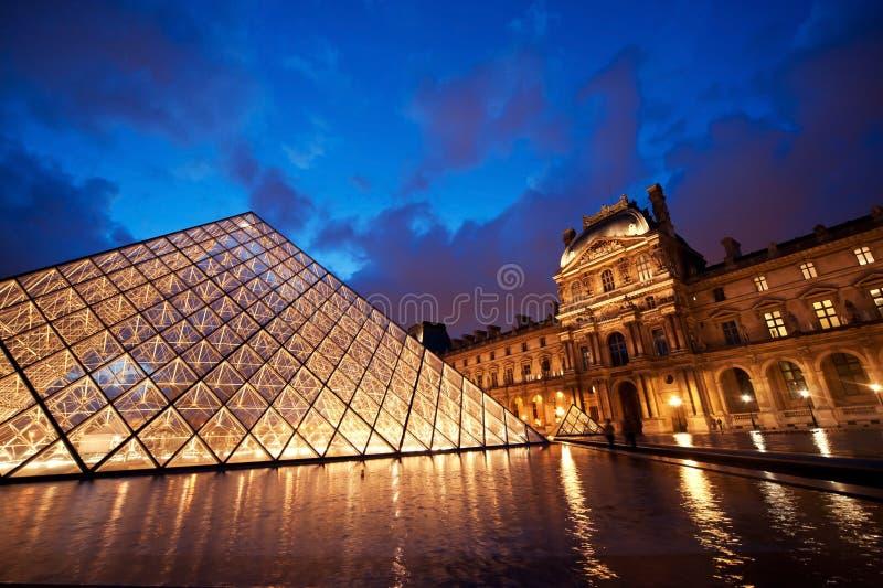 Le Жалюзи, музей Парижа стоковое фото rf