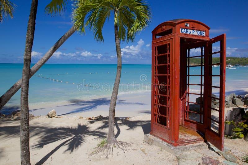 Le antille i caraibi l 39 antigua st georges baia di for Planimetrie della cabina della spiaggia