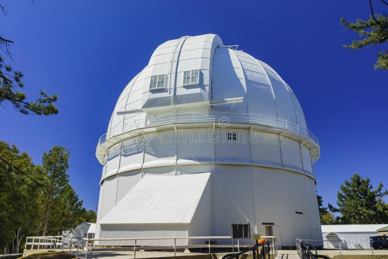 Le bâti célèbre Wilson Observatory photos libres de droits