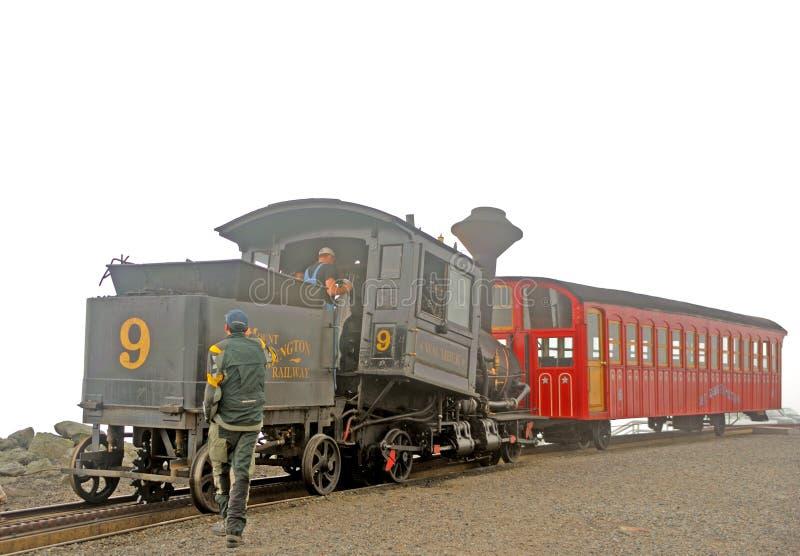 Le bâti Washington Train images libres de droits