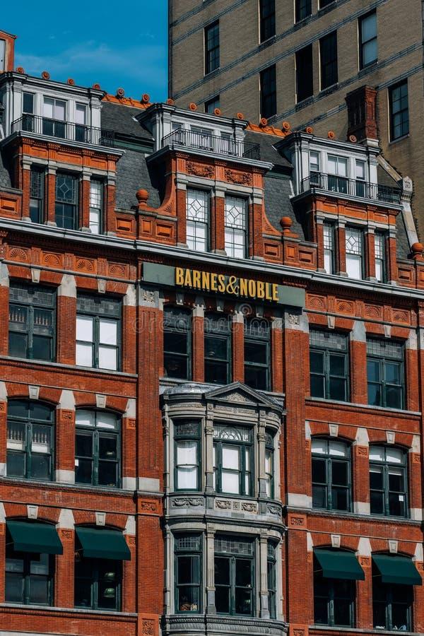 Le bâtiment de siècle à la 17ème rue 33 est entre les sud de Park Avenue et le Broadway sur Union Square à Manhattan, New York Ci photographie stock libre de droits