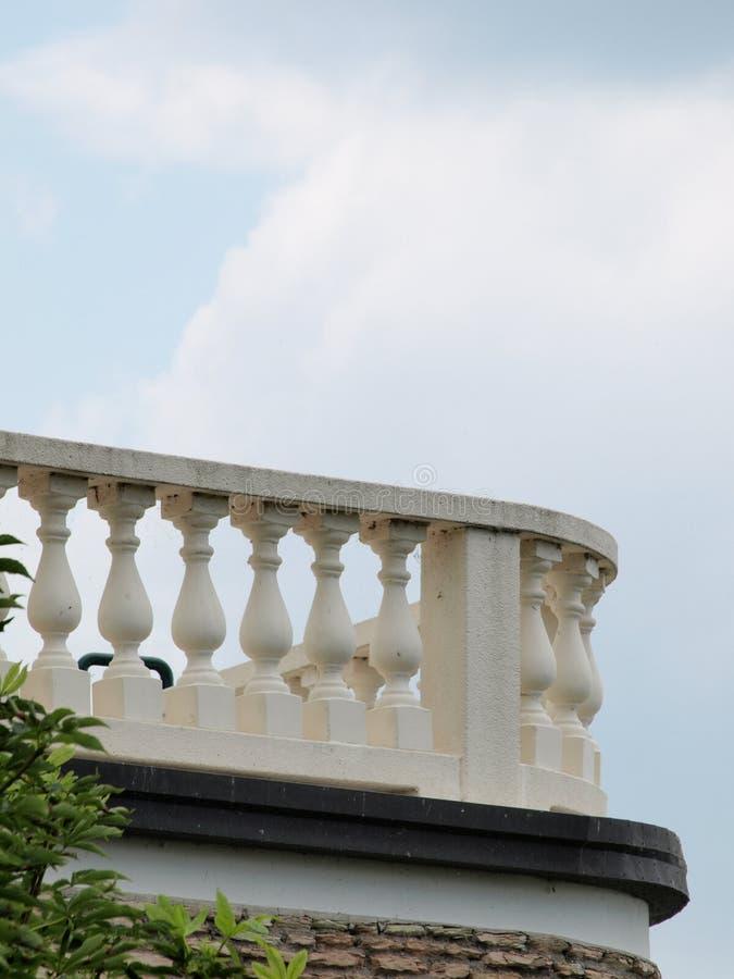 Le balcon image libre de droits