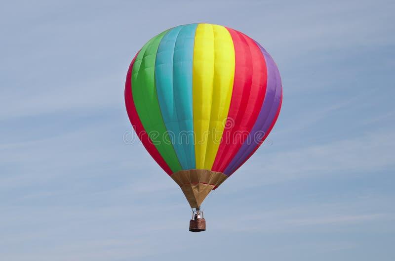 Le ballon vole image libre de droits