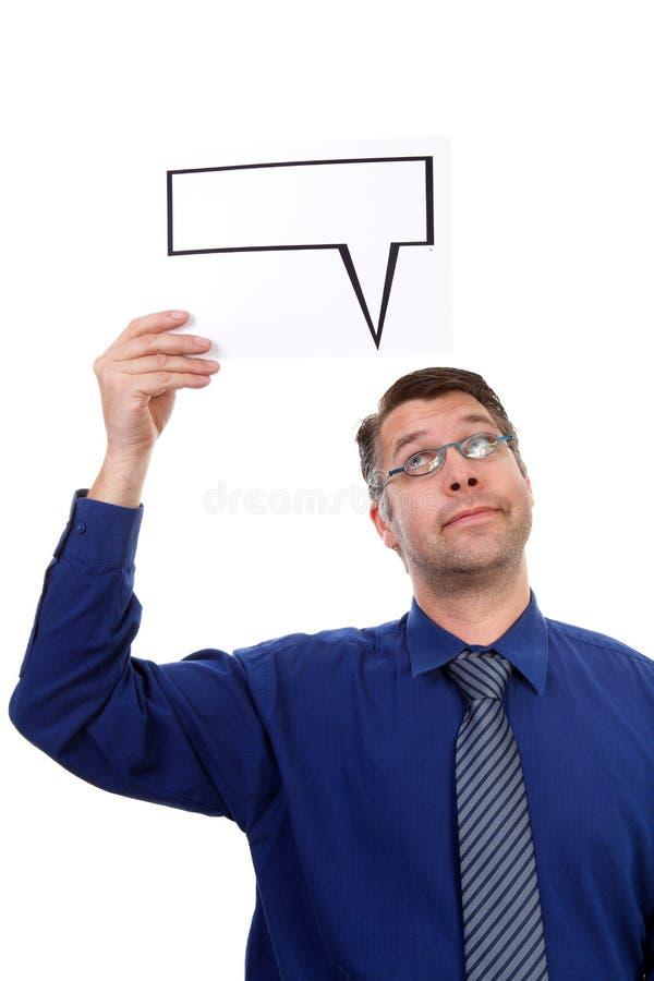 Le ballot de connaisseur est ballon des textes de fixation image libre de droits