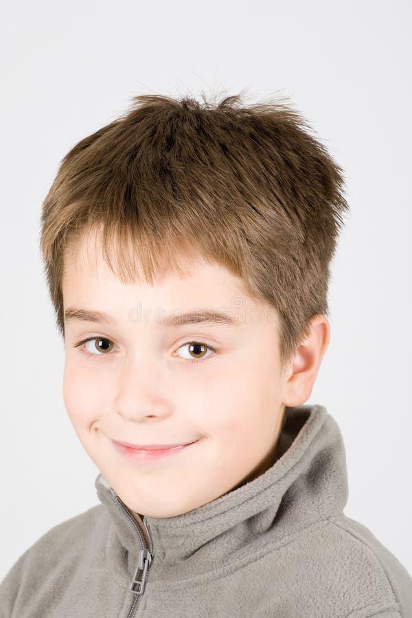 le barn för pojke royaltyfria bilder