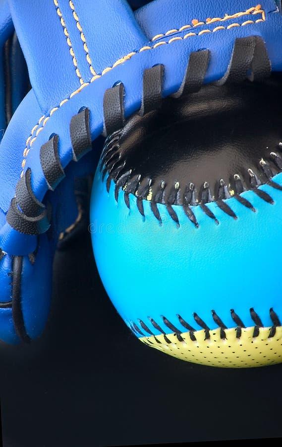 Le Base-ball Images libres de droits
