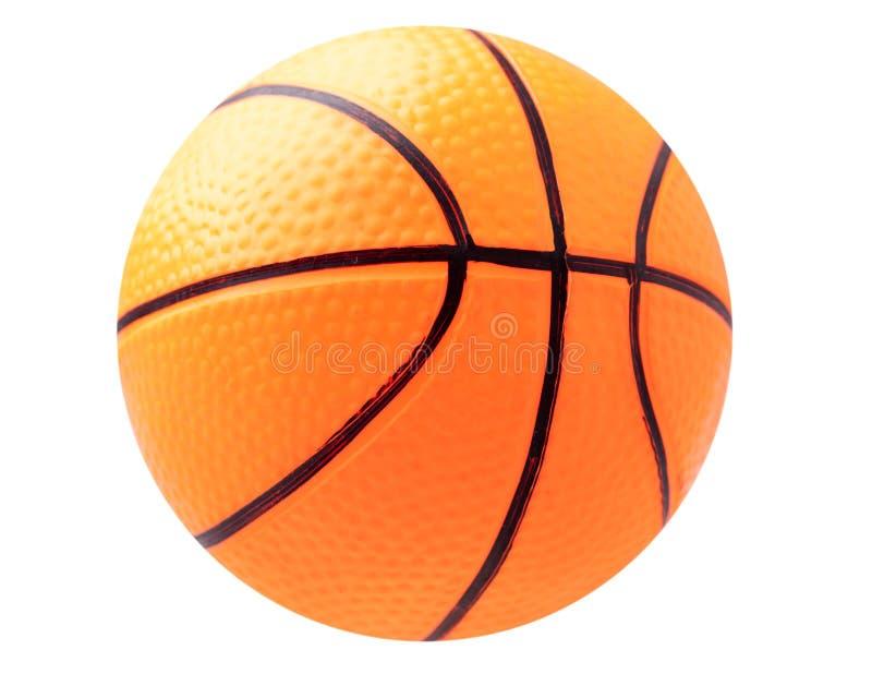 Le basket-ball des enfants photographie stock