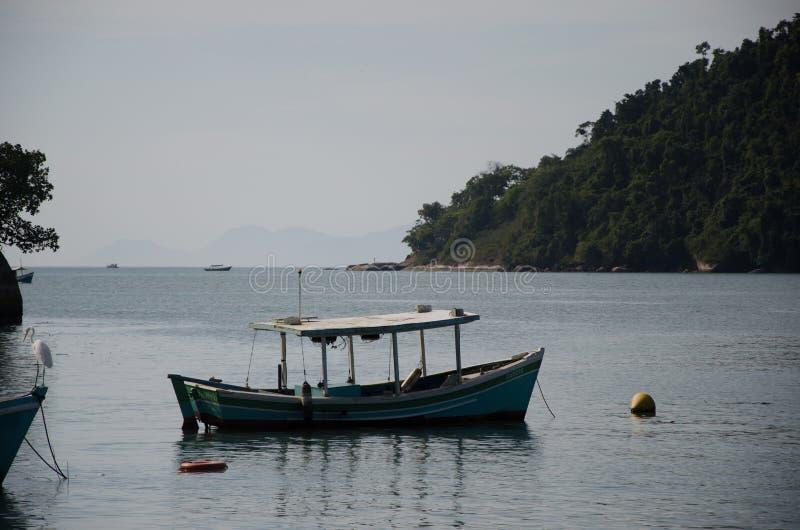 Le bateau photo stock