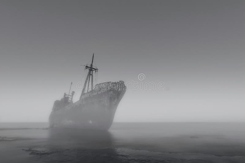 Le bateau de Ghost photos stock