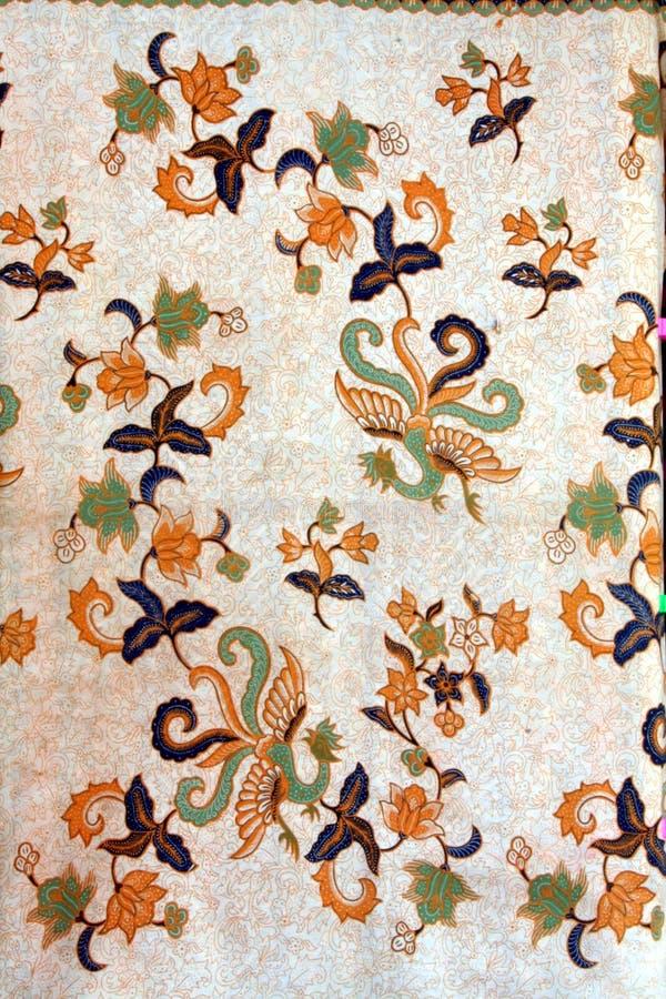 Le batik illustration libre de droits