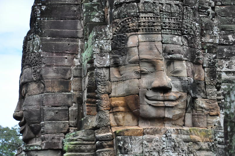 Le Bayon images stock
