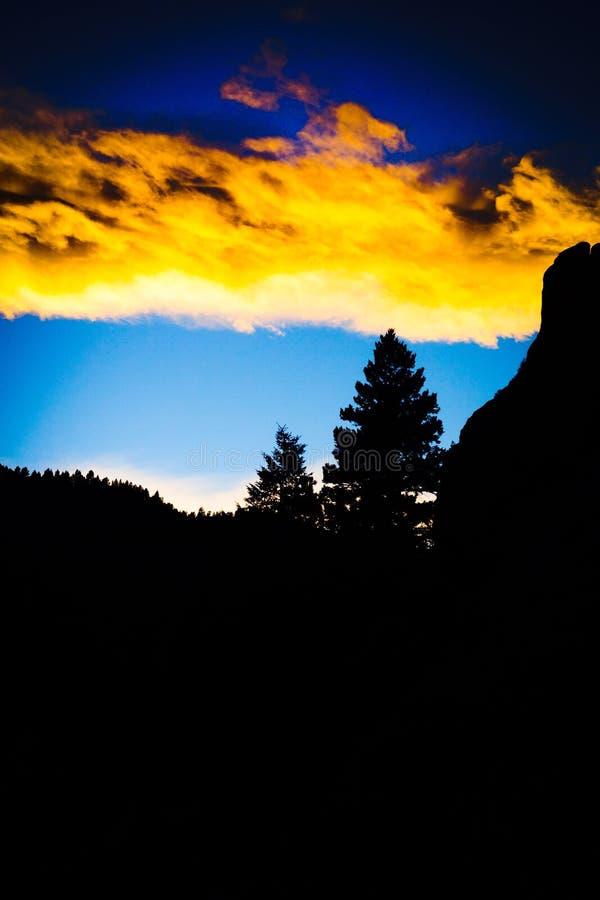 Le beau Colorado images stock