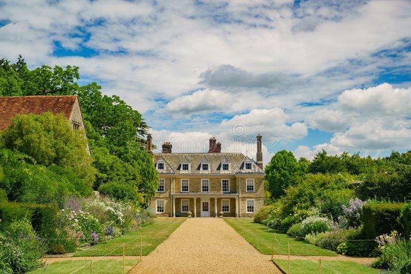 Le beau doyen occidental Gardens image stock
