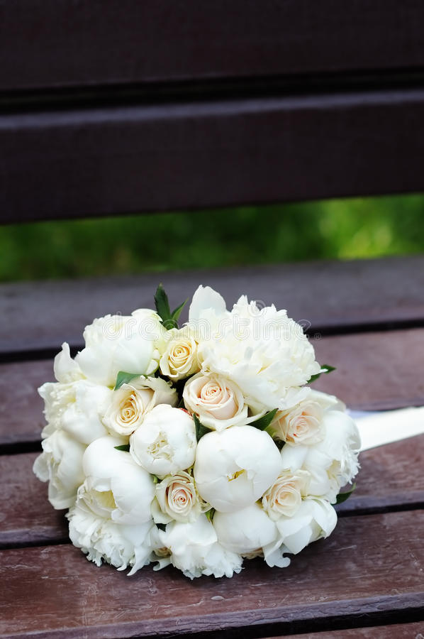 Le beau mariage fleurit le bouquet photos libres de droits
