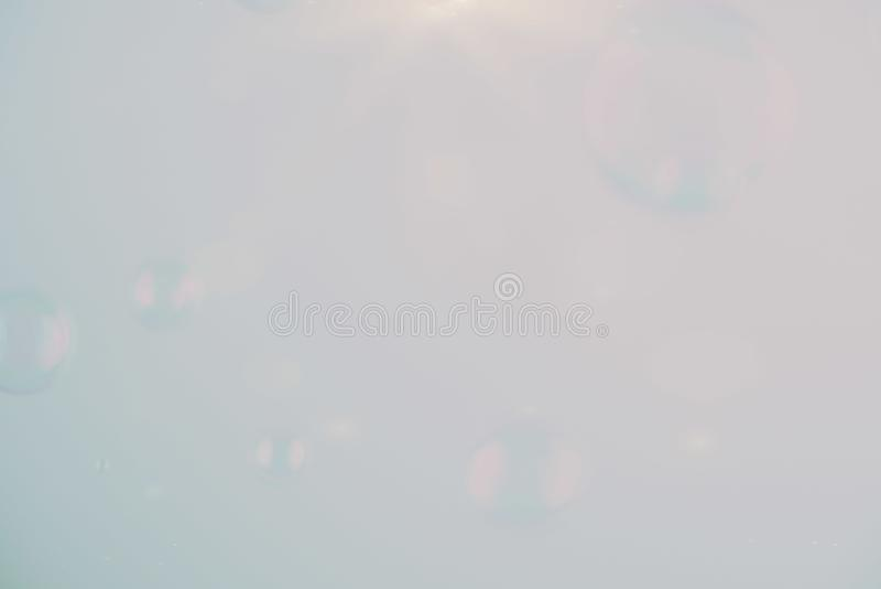 Le belle strutture del fondo delle bolle ed arte variopinte della carta da parati immagine stock
