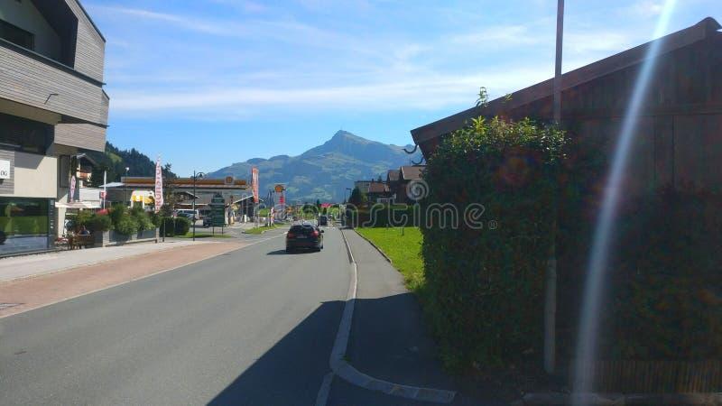 Le belle viste dell'Austria immagine stock