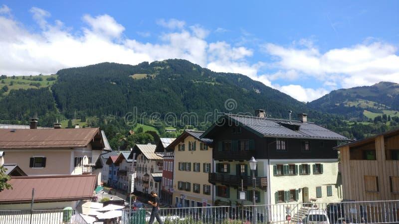 Le belle viste dell'Austria fotografia stock