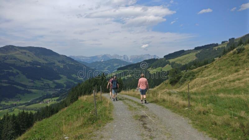 Le belle viste dell'Austria fotografie stock