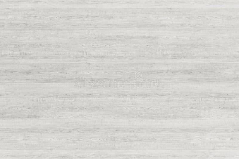 Le blanc a lavé les planches en bois, mur en bois blanc de vintage photographie stock libre de droits