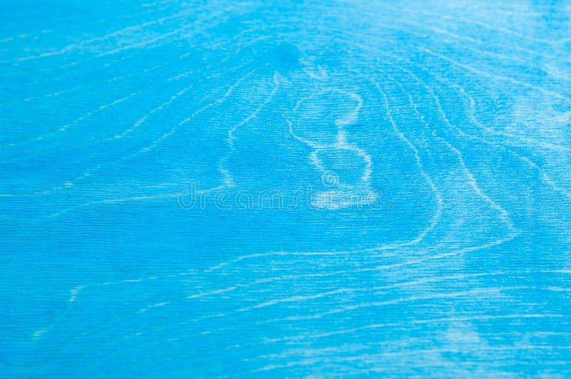 Le bleu a peint la texture, le fond et le papier peint en bois Composition horizontale images libres de droits