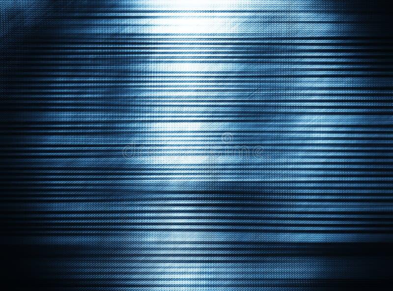 Le blue jeans orizzontali hanno strutturato il fondo di facture fotografia stock libera da diritti