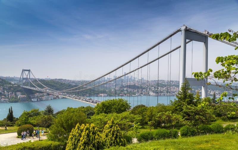 Le Bosphorus, Istanbul photo stock