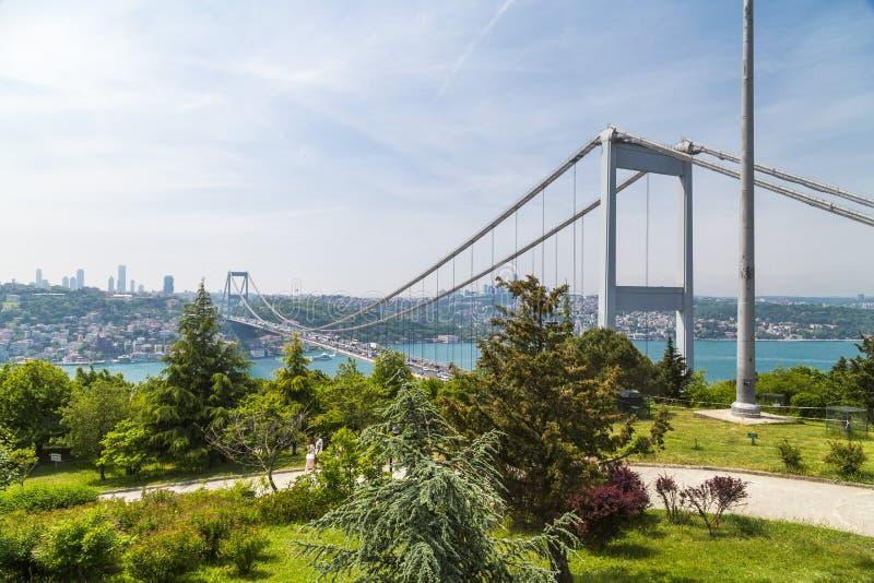 Le Bosphorus, Istanbul image stock