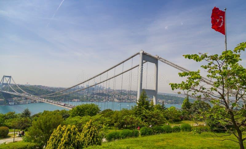 Le Bosphorus, Istanbul photos libres de droits