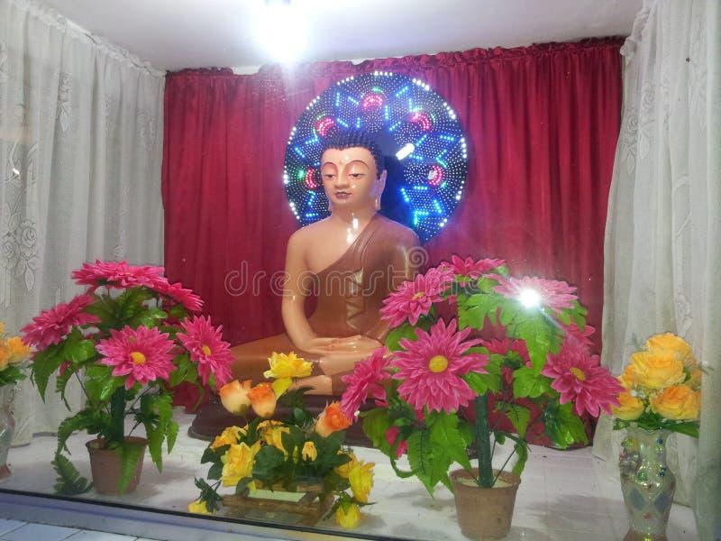Le Bouddha photographie stock libre de droits