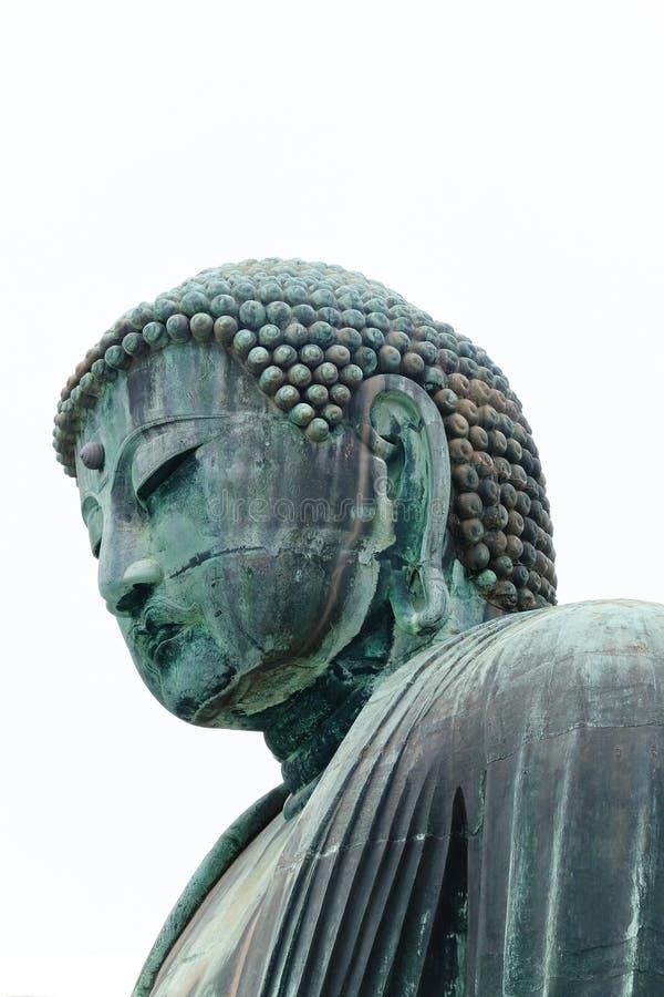 Le Bouddha grand de Kamakura photographie stock