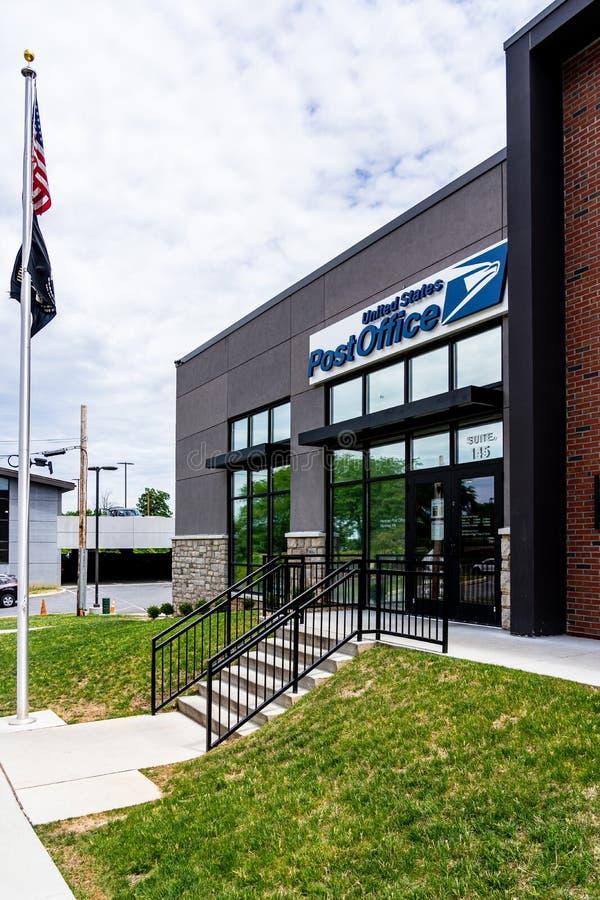 Le bureau de poste de Hershey photos stock