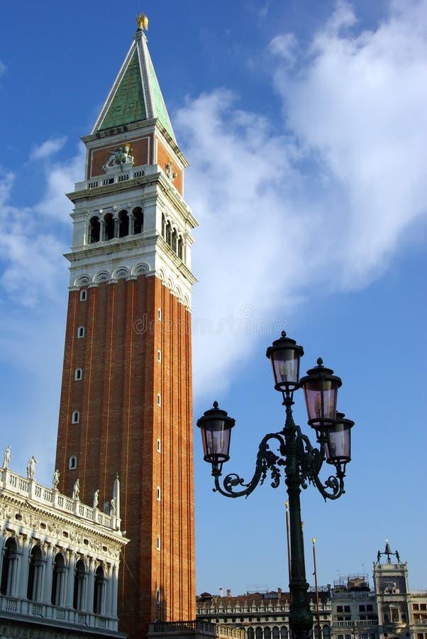 Le campanile de repère de saint photo stock