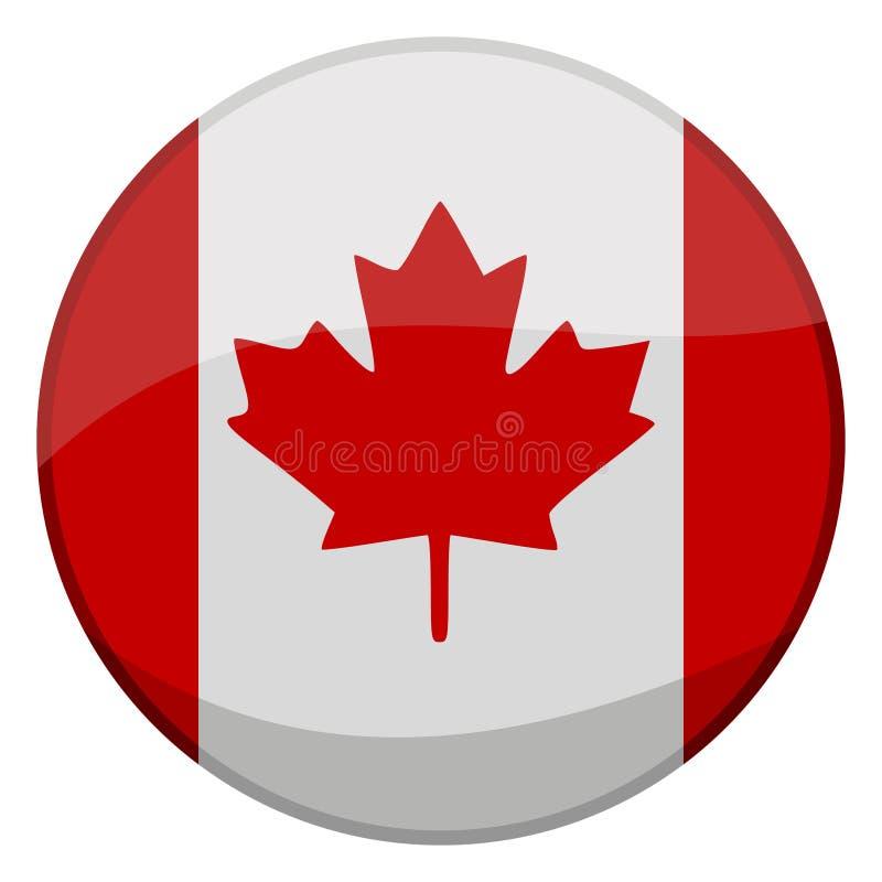 Le Canada illustration stock