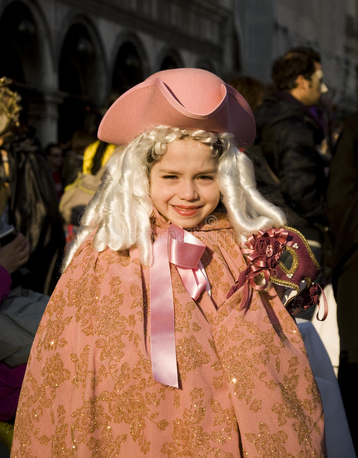 Le carnaval de Venise photos stock