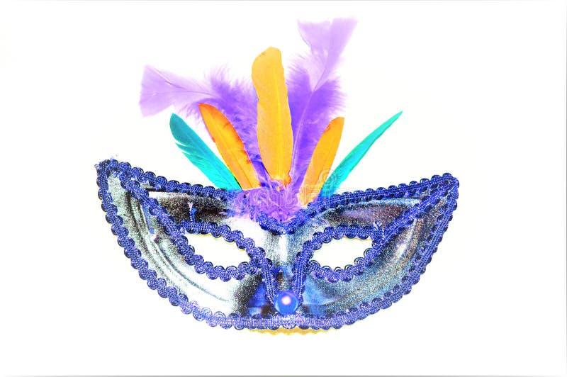 le carnaval fait varier le pas du masque images libres de droits