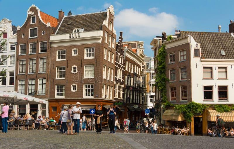 Le case olandesi tradizionali al centro di singel a for Centro di amsterdam